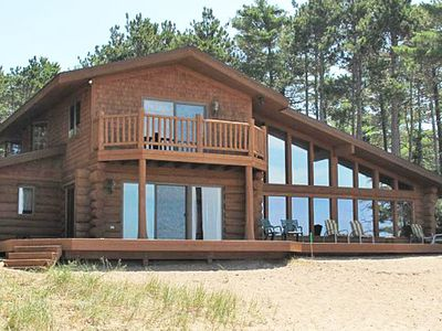 Photo for Beautiful Grand Traverse Bay Home- Lakefront, Near Traverse City, Acc 12!