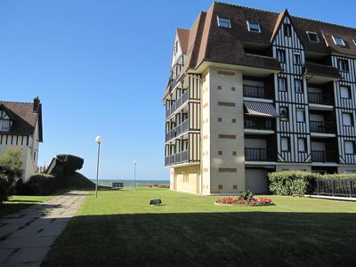 Photo for Apartment, Waterfront, 40m2 renovated residence, Cabourg
