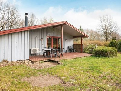 Photo for Vintage Holiday Home in Arrild with Roofed terrace