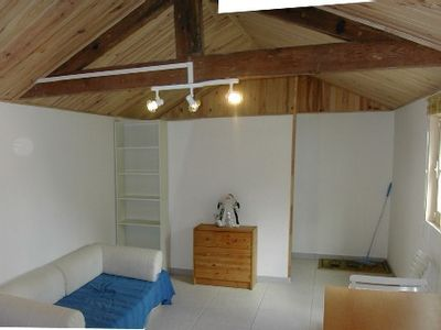 Photo for Self-catered studio in La Rochelle, near the Île de Ré for 2 persons