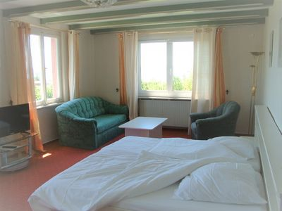 Photo for Schöne Pension Haus am Trielberg in Meersburg, Doppelzimmer EG