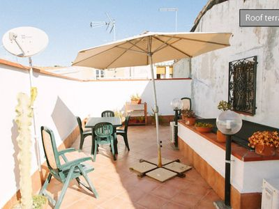 Photo for Large terrace a few steps away from piazza DUOMO - excellent location in Ortigia