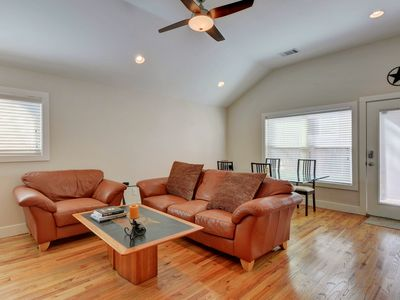 Photo for 2BR Modern Brentwood Guest House - Minutes to Burnet Road Restaurants & UT