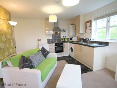 Photo for Lorna Doone Apartment, Watchet