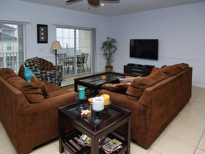 Photo for COCONUT GROVE... super spacious North Myrtle Beach condos just steps from the ocean.