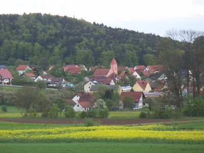 Photo for ***Apartment with garden in a tranquil location near Amberg Nuremberg Regensburg