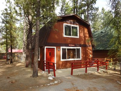 Photo for Angel Cabin in Big Bear