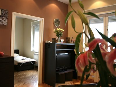Photo for 1BR Apartment Vacation Rental in Belgrade, Central Serbia