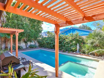 Photo for Retro Inspired Palm Springs Home with Private Pool/Spa + Great Location