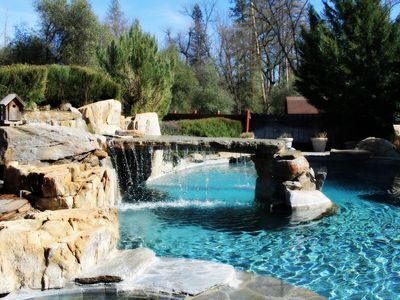 Photo for Yosemite area home w/ Private River Access, Awesome Pool - Perfect for Families