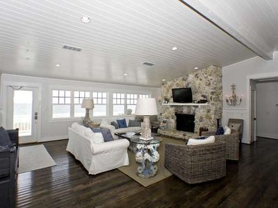 Photo for Oceanfront home, close to St. Augustine and Jacksonville.Family and pet friendly