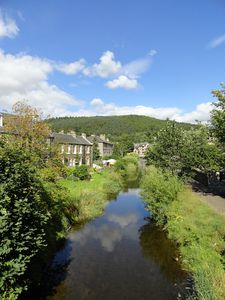 Photo for Lovely Bright Spacious Cottage Style Apartment overlooking Eddleston Water