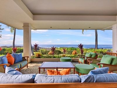 Photo for Spectacular Oceanfront | Steps to Keiki Beach | Stars at $ 775/Nt