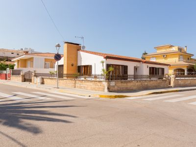 Photo for Villa Xavier - Beautiful villa in Can Picafort, 200 meters from the beach