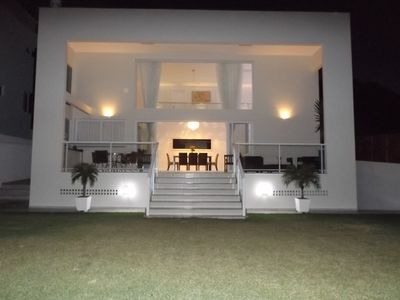 Photo for House Cond Closed 8 people Canasjurê - 350 mts sea