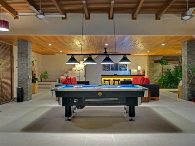 Photo for Comfy 3 BR villa by the beach,Seminyak