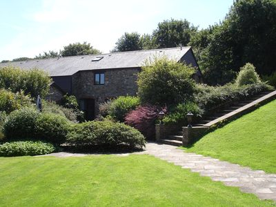 Photo for Spring Barn, Near Salcombe, Luxury Accom, 5 Bedroom, Sleeps 10, 4 Star Gold