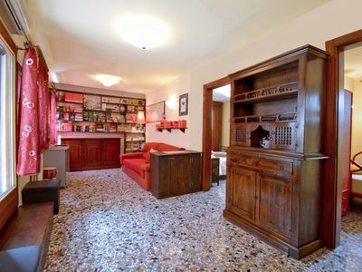 Photo for The aunt's house is located five minutes from Piazza San Marco.