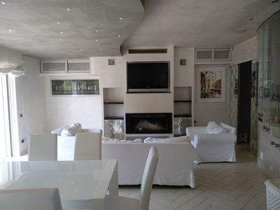 Photo for Delightful villa 700 meters from the sea ...............