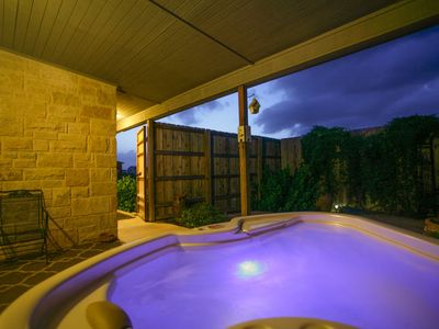 Photo for Absolutely Charming, Franciscan Suite, Hot Tub, Close to Town, Near Wineries!