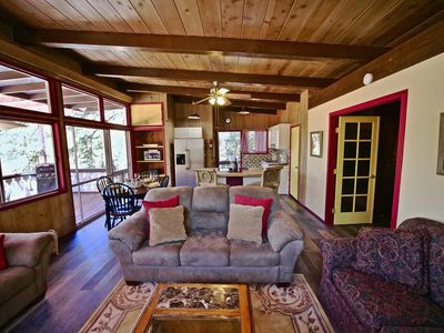 """Photo for Romantic """"Rocky Mountain Cottage"""" Pefect For Every Couple"""