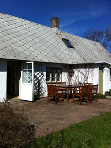 Photo for Charming Skane cottage near Kullaberg and beautiful beaches