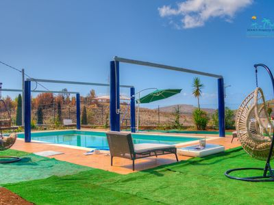 Photo for Amazing Villa with Pool near Sperlonga and Rome | Wi-FI | BBQ | Fully Equipped
