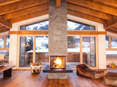 Photo for St. Anton's Newest Chalet - Riffler Lodge - 5 bedrooms w/fireplace and sauna