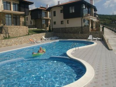 Photo for Holiday apartment Sunny Beach for 1 - 10 persons with 2 bedrooms - Multistorey holiday home/maisonet
