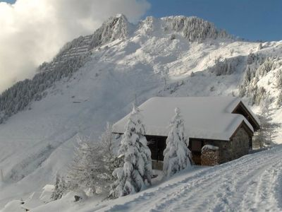 Photo for One bedroom Apartment, sleeps 2 in Riederalp