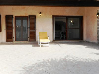 Photo for Costa Smeralda holiday home with veranda and splendid view of the island of Caprera