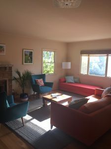Photo for Bright, Spacious, Family-Friendly 2bed/2bath close to BART and Monterrey Market
