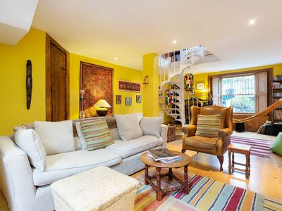 Photo for UP TO 20% OFF -Colourful and vibrant 2 bed property, in trendy Islington (Veeve)