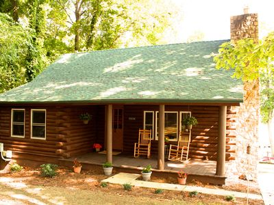 Photo for 3BR Cabin Vacation Rental in Sherrills Ford, North Carolina