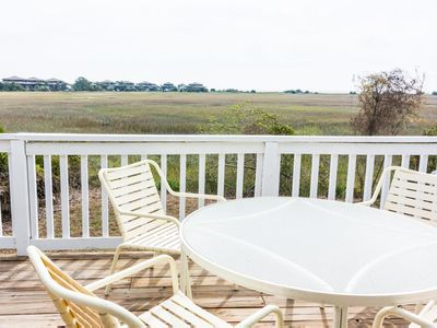 Photo for Snowbird Rates Available |Pet-friendly home w/spectacular panoramic views of the salt water marsh