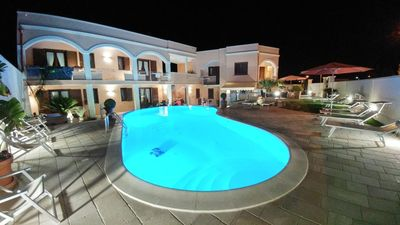 Photo for Vignali Bed & Breakfast Studio with pool view