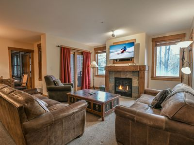 Photo for Perfect for Families! Walk to Gondola, Best Pool & Hot Tubs in Keystone!