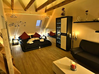 Photo for Holiday flat / Companies Flat Luxury apartment on 71 sqm open living space