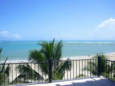 Photo for 3 bd, Breathtaking Beachfront condo, Center of town.Best Location.