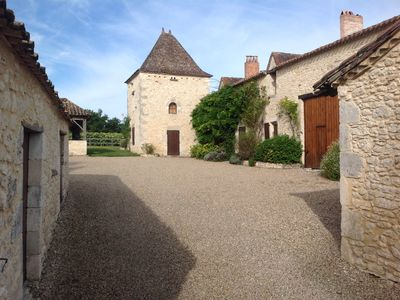 Photo for Fabulous French Character Farmhouse NEW TO MARKET!