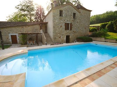 Photo for Vacation home Lavit in Puy-l'Evéque - 14 persons, 5 bedrooms