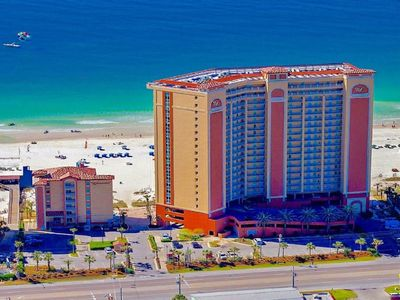 Photo for Gulf Shores Escape- A Luxurious Beach Front Penthouse Condo