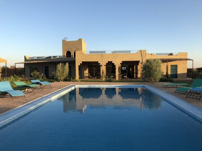 Photo for Charming house in an authentic setting 45 minutes from MARRAKECH