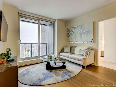 Photo for D43 - modern 2 bedroom in Downtown Vancouver