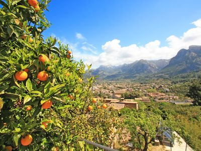 Photo for Tranquil cottage in Sóller mountains- stunning views!