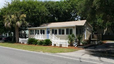 ☼ Private cottage in the heart of the Island! ☼ 5 beds ☼ many amenities!
