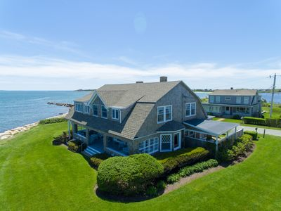 Photo for SALTER'S POINT BUZZARDS BAY BEACH HOUSE