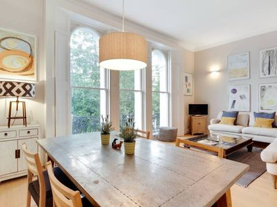 Photo for Modern and chic 2 Bed flat in Notthing Hill