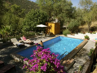 Photo for Country house in the olive groves between Granada and Cordoba