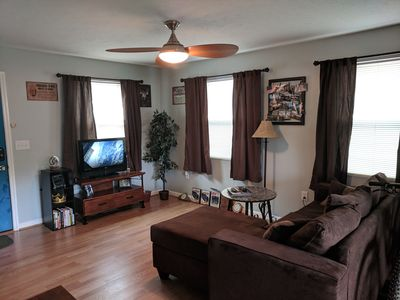 Photo for Spacious 1 BR - Walk to the Park and Restaurants